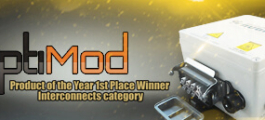 Hughes Win Product of the Year Award - 1st Place in Interconnects category