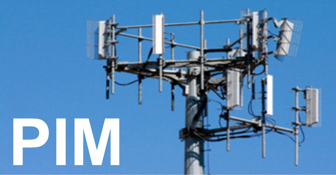 Hughes - Passive InterModulation (PIM) in Cellular Networks
